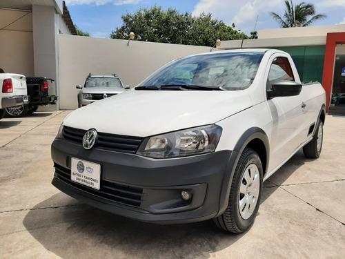 Imagen 1 de 15 de Volkswagen Saveiro 1.6 Starline Ac Mt