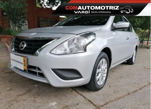 Nissan Versa Drive Id 38508 Modelo 2020