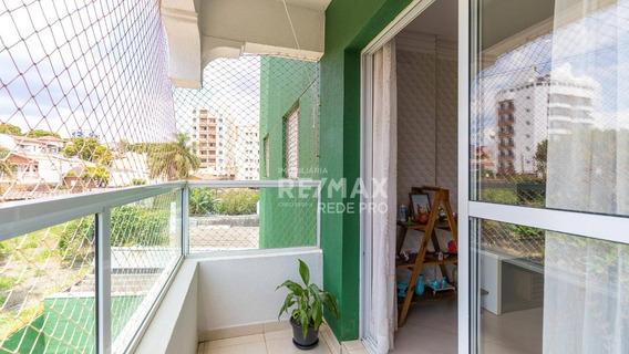 Apartamento Com 3 Dorm E 1 Suite, 80 M²-jardim Bela Vista - Valinhos/sp - Ap2964