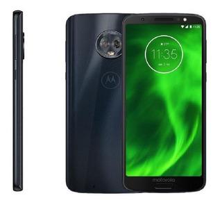 Motorola Moto G6 4g 32gb Cam Dual 12mp+5mp Octa Ram3gb Huell
