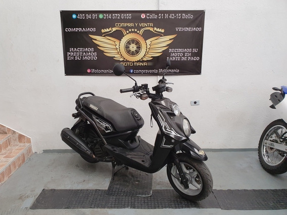 Yamaha Bws X 125 Mod 2015 Al Dia Traspaso Incluido