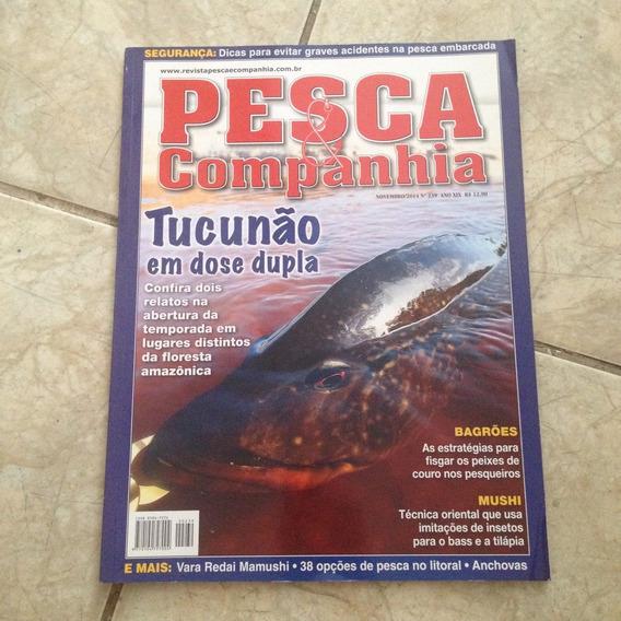 Revista Pesca & Companhia 239 Nov2014 Tucunão Em Dose Dupla