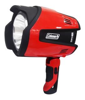Lanterna Holofote Tocha Led Alcance 403 Metros Coleman Cpx 6