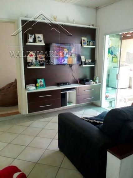 Sobrado - Parque Monte Alegre - Ref: 5672 - V-5672