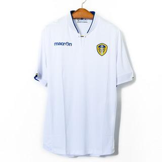 Camisas Masculinas De Futebol Leeds United 2014/15 Macron