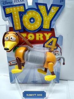 Toy Story 4 Muñeco Slinky Dog Articulado 22cm Bunny Toys