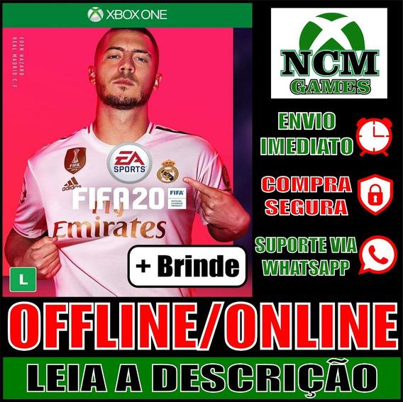 Ea Sp Fifa 20 X1 Offline/ Online + Brinde