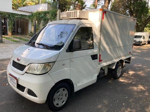 Rely Pick Up Baú Com Refrigeração 34.000 Km Completo 2014