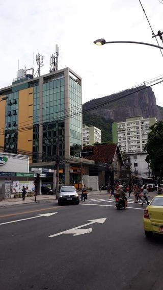 Sala Comercial À Venda Na Rua Jardim Botânico, Jardim Botânico, Rio De Janeiro - Rj - Liv-5696