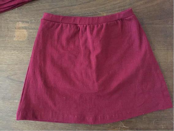 Pollera Pantalón Lycra