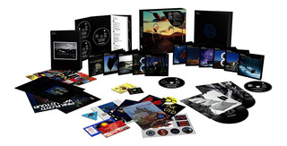 Pink Floyd The Later Years 1987-2019 18 Discos Box Set