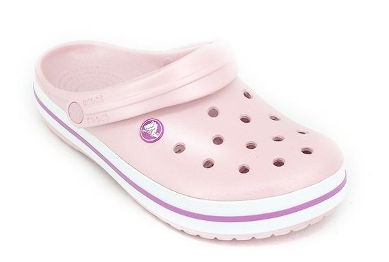 Crocs Crocband Pearl Pink Mujer Deporfan