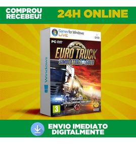 Euro Truck Simulator 2 + Pc 1.36 + 66dlc Envio 0