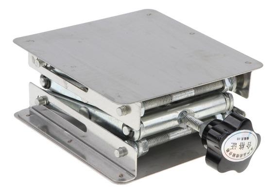 Lab Stand Scor Elevador Ratório Jack 100x100x150mm Equipamen
