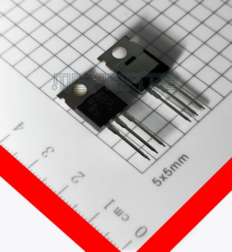Irf2804 Nch Mosfet Tr 40v 75a Ir