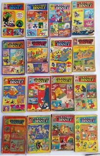 Almanaque Disney 1974 Abril 4 Hq Gibi Raros Frete Grátis