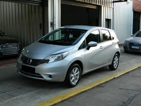 Nissan Note 1.6 Sense 110cv Mt 5ptas // 2018 - 0km Patentado