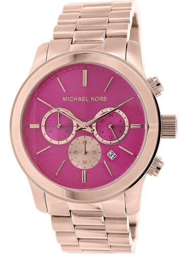 Reloj Michael Kors Mk5931 Mujer Acero Inoxidable Oro Rosa