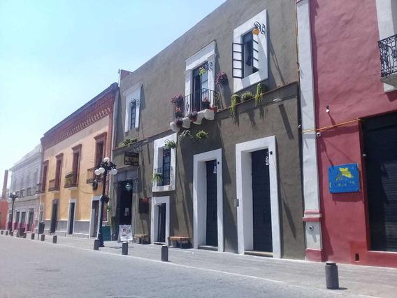 Venta De Edificio Hotel En Centro Puebla Barrio Del Artista