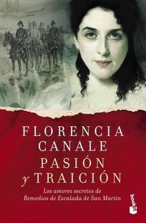 Pasión Y Traición - Florencia Canale