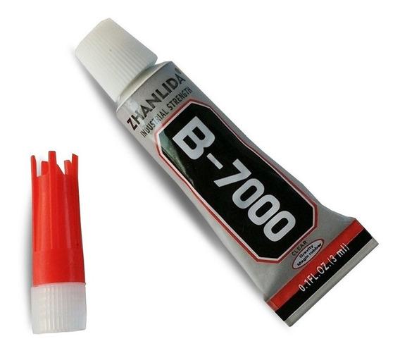 Pegamento B7000 3ml Pantallas Reparacion Celulares /e