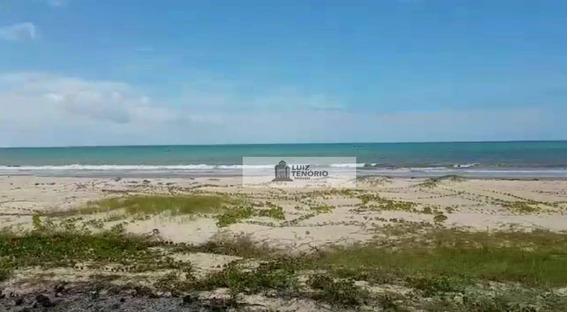 Coruripe / Miai De Cima - Área Beira Mar - Medindo 54.600 M² - À Venda Por R$ 750.000,00 - Ar0009