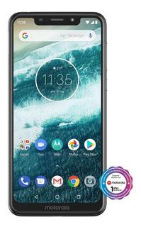 Celular Motorola Moto One 4gb 64gb Desbloqueado Usb C Notch