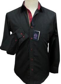Camisas Louis Feraud Manga Larga