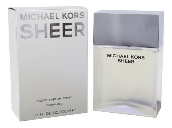 Michael Kors Sheer 100 Ml Edp Spray De Michael Kors
