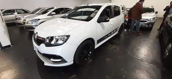 Renault Sandero Rs 2018 23.000 Km Impecable (LG)