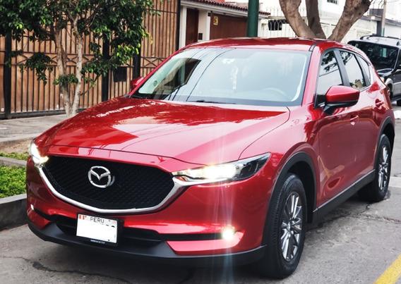 Vendo Mazda Cx5 2018 Red Soul
