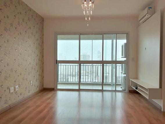 Apartamento Com 2 Dormitórios Para Alugar, 80 M² Por R$ 2.900,00/mês - Gonzaga - Santos/sp - Ap0791