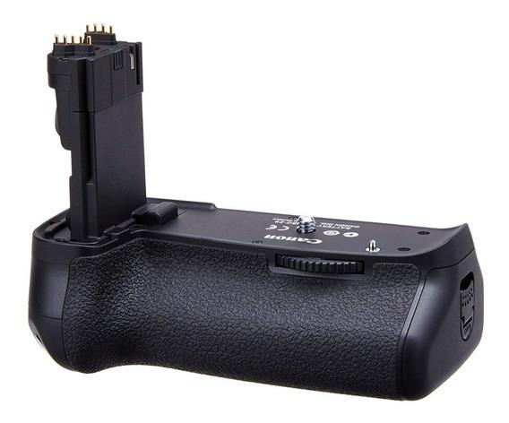 Grip Canon Eos 60d Usado Em Ótimo Estado Como Novo Nota 9.5