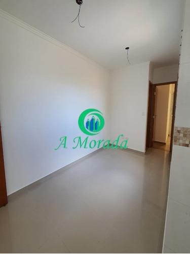 Cobertura Com 2 Dormitórios Sendo 1 Suíte À Venda Na Vila Pires - Ap03028 - 69274771