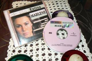 Marlene Cd Solo Joyas De Coleccion 2020