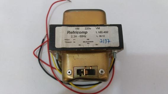 Transformador Vidros 220v 60hz Agraz L.24-10 Cod:2137