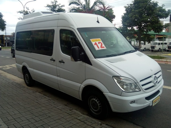 Merces Benz Sprinter 415 Cdi 2012 Teto Alto Raridade