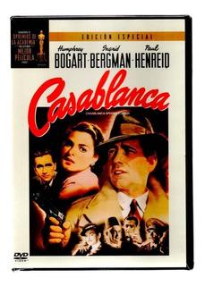 Casablanca Ingrid Bergman Pelicula Original Envio Gratis Dvd