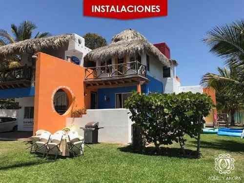 Venta De Casa En La Playa