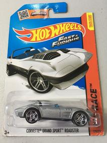 Hot Wheels - Corvette Grand Sport - Velozes E Furiosos