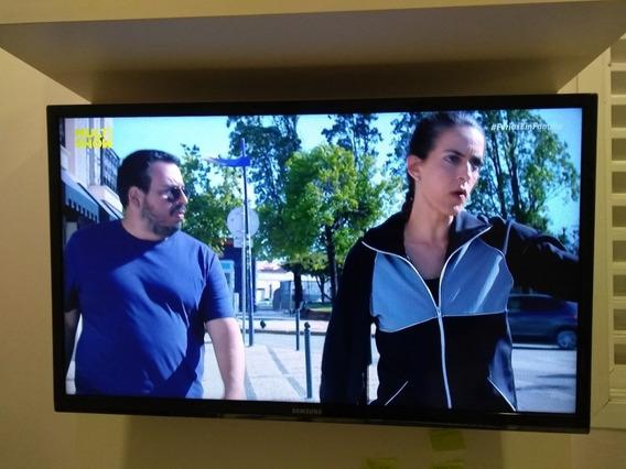 Tv Led Samsung Usada , 32 Polegadas Un32fh4205