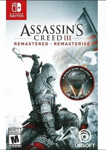 Assassins Creed Remastered Nintendo Switch Nuevo Fisico