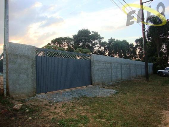 Terreno Comercial Para Alugar, 1200 M² Por R$ 1.400/mês - Parque Rizzo - Cotia/sp - Te0133