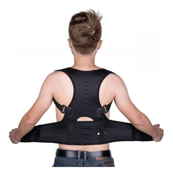 Corrector De Postura Soporte Para Espalda Con Imanes Unisex