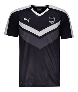 Camisa Puma Bordeaux Home 2019