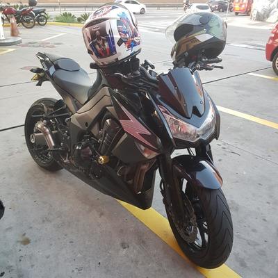 Kawasaki Z1000 2012 Abs