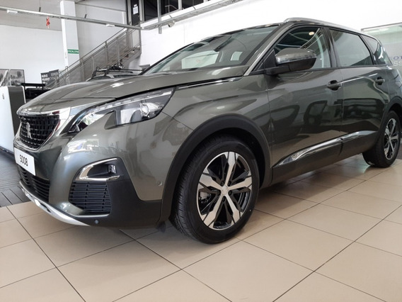 Peugeot 5008 Allure Plus Hdi Tiptronic (en Stock)