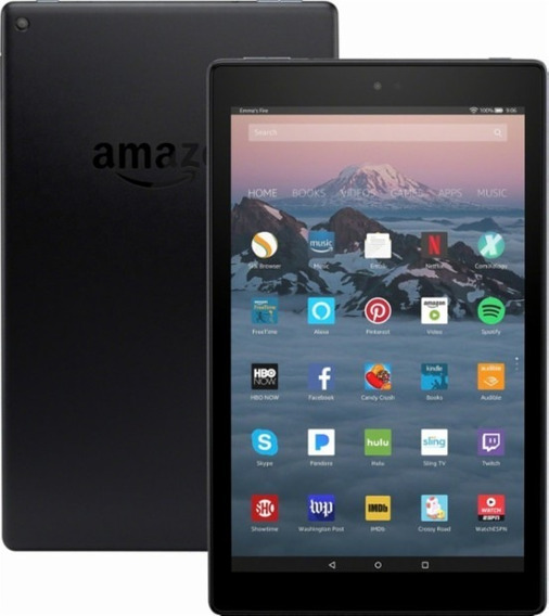 Tablet Amazon Fire Hd10 32gb 2gb Ram C/alexa Tela De 10