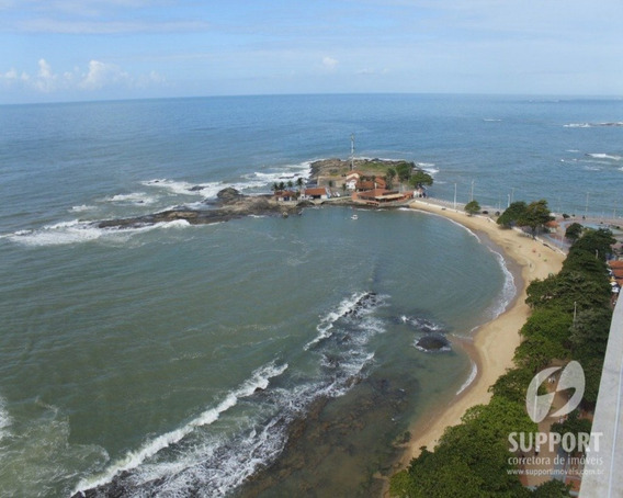 Apartamento De Alto Padrão Na Praia Da Areia Preta - 1594 - 34418530