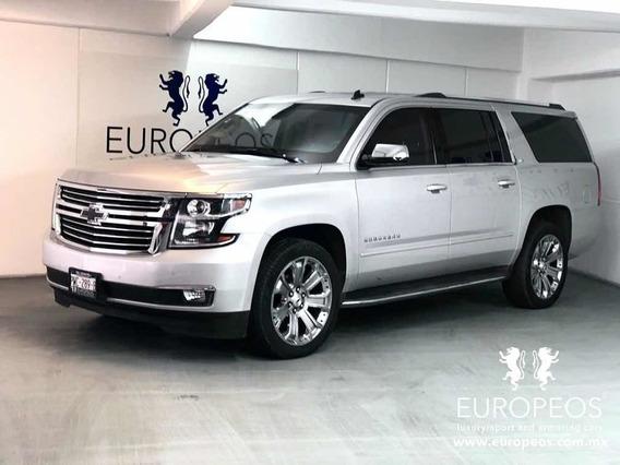 Chevrolet Suburban Ltz 2016 Blindada Nivel 3